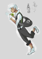 DP - Hipster Danny by irezel