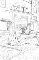 Chastity 01 page03 pencils by Dave-Acosta