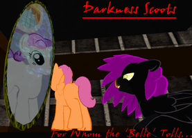 Darkness Scoots: For Whom the 'Belle' Tolls by Laegreffon