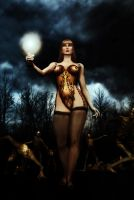 Queen of the damned... by lryiu