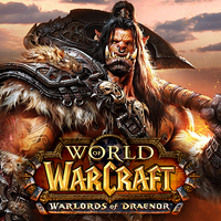 World of Warcraft Warlords of Draenor v2 by HarryBana