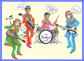 LTA - Beatles trolazos by AlySinnoh