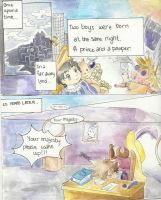 The Prince and the Pauper PG 1 (Official) by Alexandria-Paige