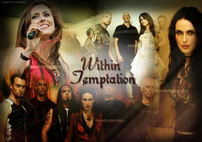 Within Temptation by temptation492