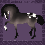 1009 Group Horse Import by Cloudrunner64