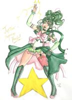 Eternal Sailor Jupiter by MistressLegato