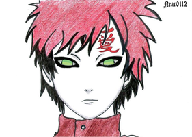 Gaara by Near0112