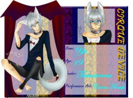 CD: Yu the wolf by Meguru-sama