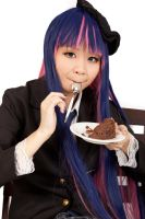 Caek and Stocking by hermanstudio