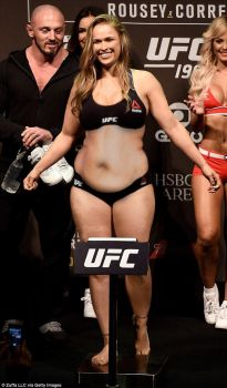 Ronda Rousey by cahabent