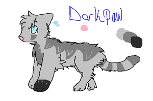 Darkpaw by ILavi