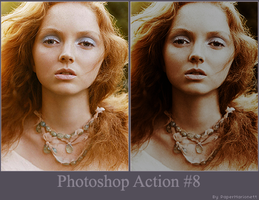 Photoshop Action 8 by PaperMarionett