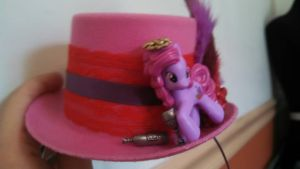 Berry Punch Hat by Smerkalot