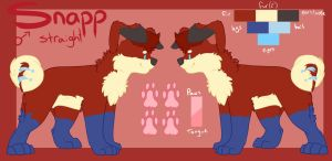 Snapp Updated ref (2013) by coffaefox