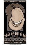 Year of the Pear -- Miniprint by ursulav