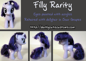 Filly Rarity by Kanamai