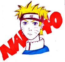 Naruto by Psych3d3lics