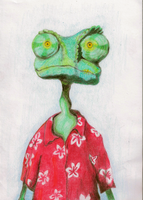 Rango by ItsThatOtherArtKid