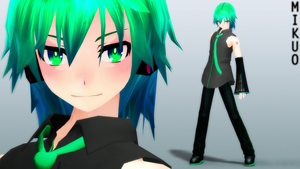 TDA Mikuo Final WIP by Xoriu