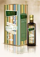 YB2705081 Olive Oil Packing by byZED