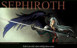 Sephiroth by lervold