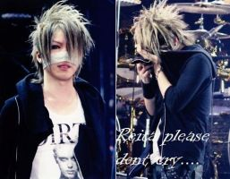 please dont cry by die4direngreyy