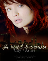 City of Ashes: Clary Fray by AliceCullen88