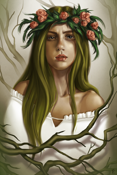 Rusalka by Rvannith