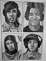 Pierce The Veil by mandax087