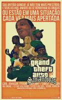 GTA San Andreas by abacrombieink