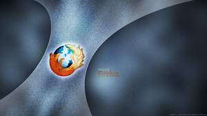Firefox - Wallpaper by Fox-Future-Media