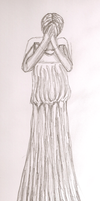 Weeping Angel by Afloam by 100ThemesChallenge