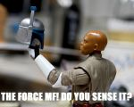 The Force is strong with this MF! by MemiorsOfAnOtaku