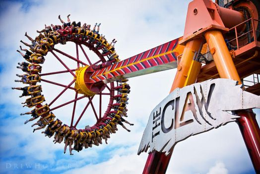 Dreamworld - The Claw by DrewHopper