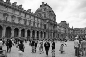 Louvre 2 by Jupit3r