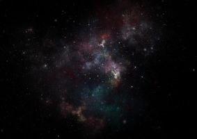 Space Clusters by PaulineMoss
