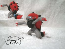 571 Zoroark by VictorCustomizer