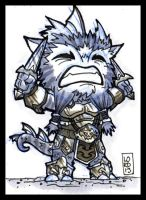 Sketch Card-A-Day 2013: 034 by lordmesa