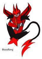 BloodFang Robot Mode by randomcatgirl