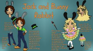 HOLIDAY: Jack and Bunny Rabbit by Smashley-XD