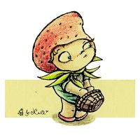 Strawberry_girl by Nell80