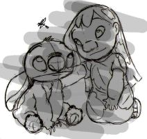 Lilo And Stitch by Metros2soul