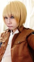 Armin cosplay test by vani27