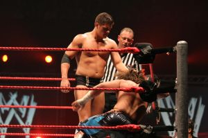 WWE - Jul09 - Cody Rhodes 01 by xx-trigrhappy-xx