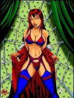 TGK's MJ LINGERIE mine by DeadDog2007