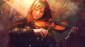 Lindsey Stirling by Leaao