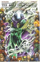 The Marvels Project Mysterio Sketch Variant by MikeLilly