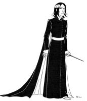 Dress Robes by Sigune