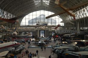 Brussels Aviation Museum by PhilsPictures