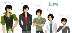 WARNING: INCONSISTENT STYLE by Pharos-Chan